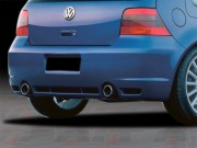 R32 Style Rear Bumper Cover For Volkswagen Golf 1999-2004