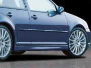 R32 Style Side Skirts For Volkswagen Golf 1999-2004