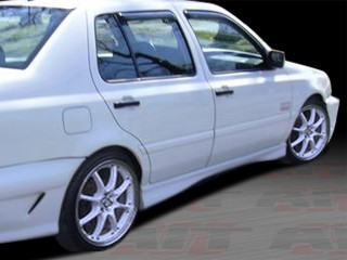 CORSA Style Side Skirts For Volkswagen Jetta 1993-1998