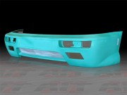 GTR Style Front Bumper Cover For Volkswagen Golf 1993-1998