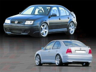 CORSA Style Complete Bodykit For Volkswagen Jetta 1999-2004