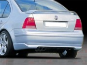 CORSA Style Rear Bumper Cover For Volkswagen Jetta 1999-2004