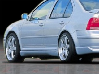 CORSA Style Side Skirts For Volkswagen Jetta 1999-2004
