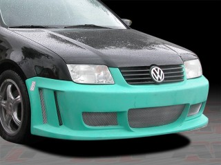 GTR Style Front Bumper Cover For Volkswagen Jetta 1999-2004