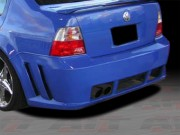 GTR Style Rear Bumper Cover For Volkswagen Jetta 1999-2004