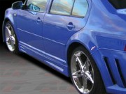 GTR Style Side Skirts For Volkswagen Jetta 1999-2004