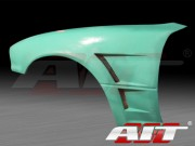 D1 Style Front Fenders For Mazda Miata 1990-1997