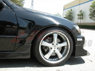 VIP Style front fenders For Lexus IS300 2000-2005