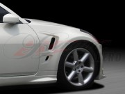 VIP Style front fender kit For Nissan 350z 2002-2008