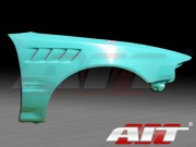 Z3 Style Front Fenders For Ford Mustang 1999-2004