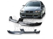 BMW E92 07-08 Coupe M-Tech Style Front Bumper Lip