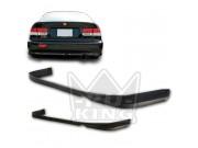 Honda Civic 92-95 2/Sedan TYPE-R Rear Bumper Lip