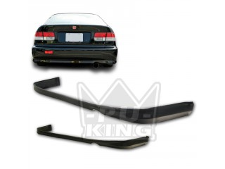 Honda Civic 92-95 2/Sedan TYPE-R Rear Bumper Lip
