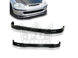 Honda Civic 96-98 SPN Style Front Bumper Lip