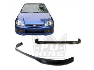 Honda Civic 99-00 Type R Style Front Bumper Lip