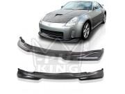 Nissan 350z 03-05 J-Style Front Bumper Lip