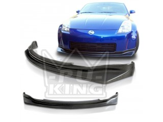 Nissan 350z 03-05 Nismo-Style Urethane Front Bumper Lip