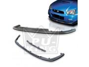 Subaru Impreza 04-05 WRX STi Style Front Bumper Lip