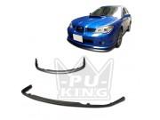 Subaru Impreza 06-07 WRX S204 Style Front Bumper Lip