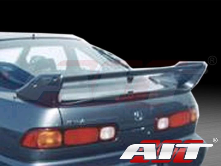 GTR Rear Spoiler For Acura Integra Coupe - Acura integra spoiler