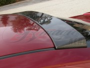 DSR Series Carbon Fiber Rear Roof Spoiler For Pontiac G6 2005-2010 Sedan