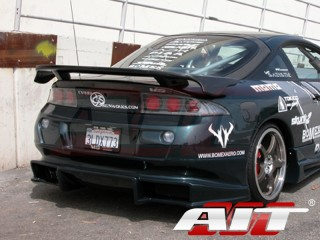 Aristo Rear Spoiler For Mitsubishi Eclipse 1995-1999