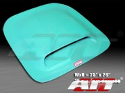Universal Roof / Hood Scoop - type 2